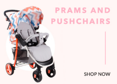 Shop pushchairs and strollers at George.com
