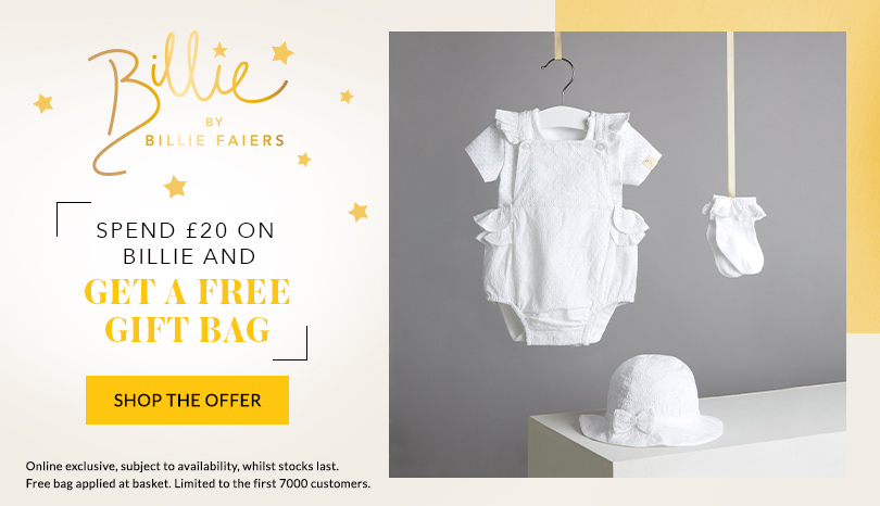 cefe5d225 Explore Billie, a new range of clothing, accessories and toys for babies,  toddlers