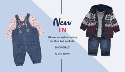Update her autumn wardrobe with the latest arrivals for girls' at George.com