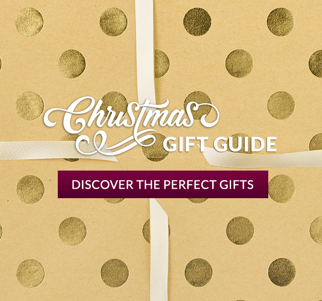 With so many gifts to choose from, finding the perfect one isn't easy... luckily we're here to help
