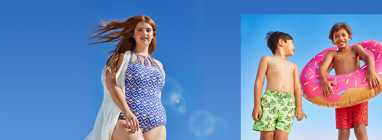 97b08aa96b ... Dive in to our summer swimwear collection