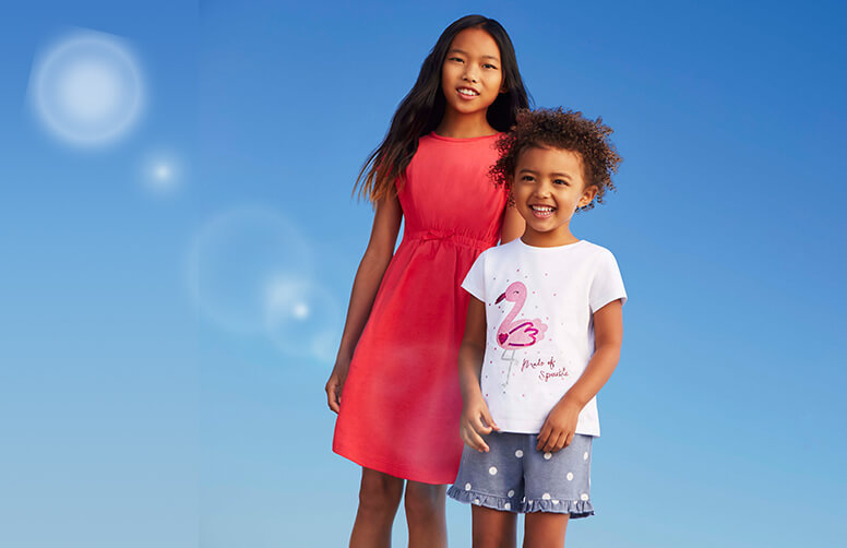 8c23fdbee57 ... Help your little rays of sunshine make a spash with our collection of  kids holiday clothes