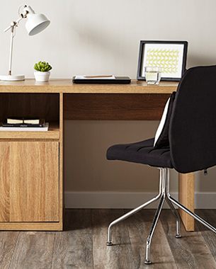 From chairs to desks and storage Shop office essentials at George