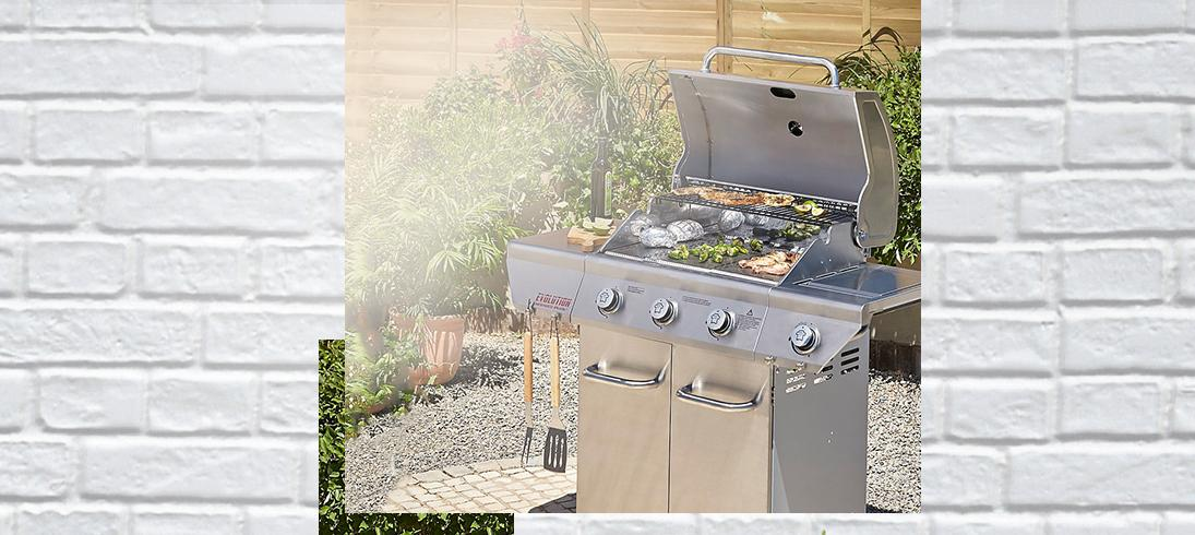 Taste the summer with our BBQ range
