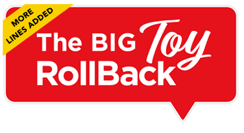 TThe BIG Toy RollBack has had more lines added!