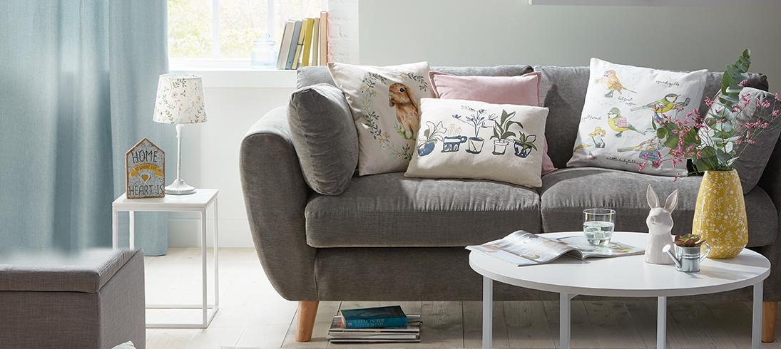 Give your home a Spring makeover with our new modern country trend