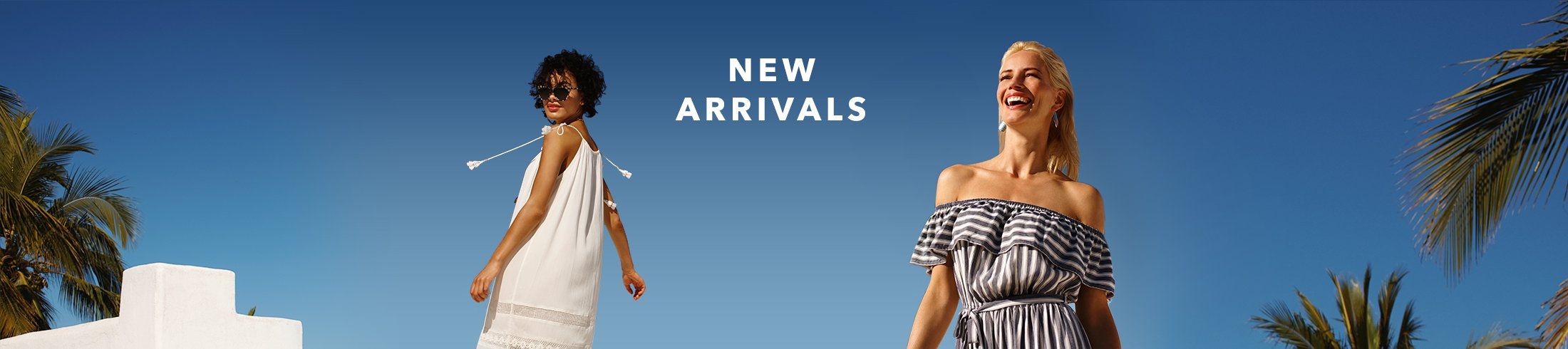 Discover the latest arrivals in women's clothing