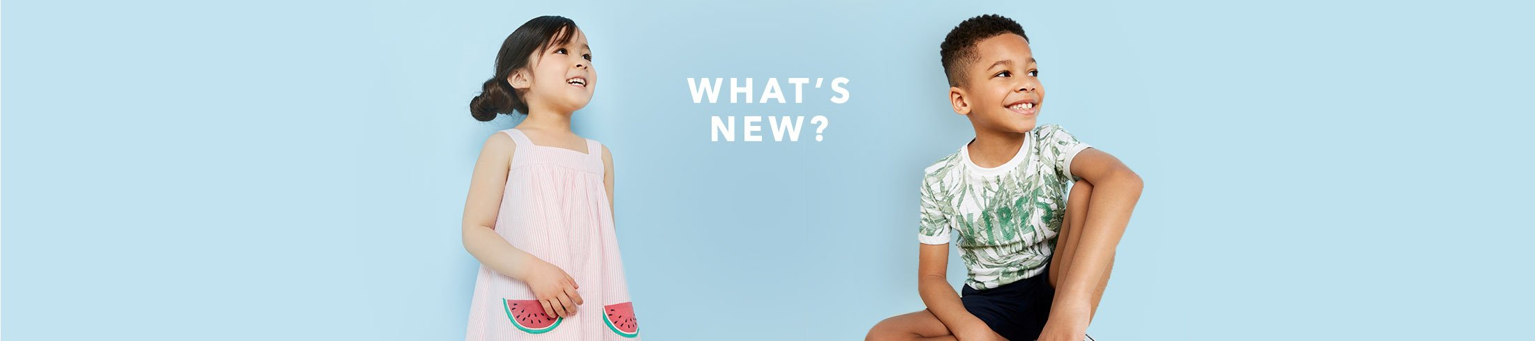 Want new? Take a look at what's just landed