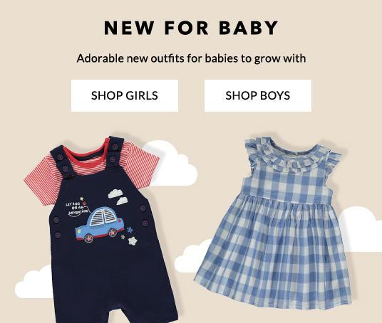 Asda Baby Clothes Unisex