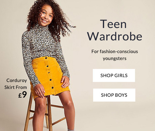 All Kids Clothes | Girls & Boys Clothes | George at ASDA