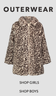 From padded parkas to bomber jackets, we've got them covered this autumn. Shop girls' coats at George.com