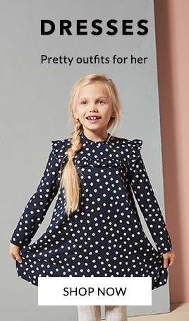 Shop our beautiful selection of girls' dresses