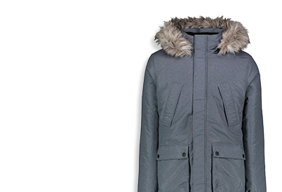 Beat the chill with warm and stylish outerwear