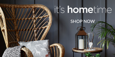 Give your home a new season makeover with the latest home essentials at George.com