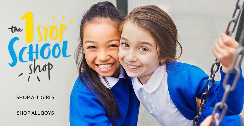 Shop our school uniform range