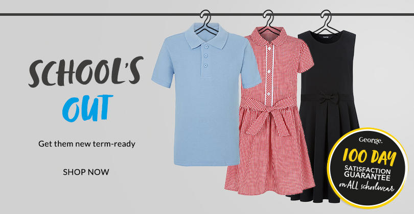 School essentials for kids, exclusive to George.com