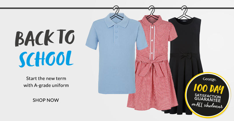 School essentials for kids, exclusive to George.com ...