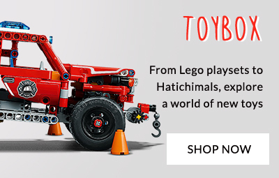Take a look at our wide range of toys for little ones