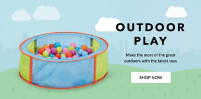 Shop outdoor toys