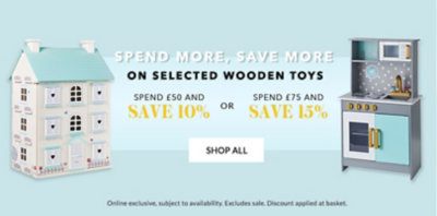 Browse the latest wooden toys