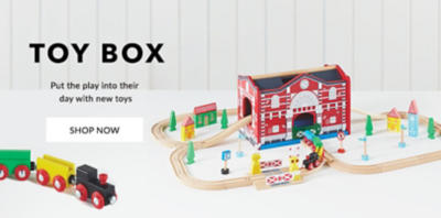 Discover our huge selection of toys