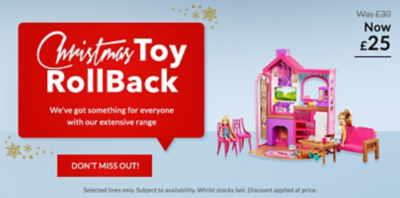 Treat them to their favourite toys for less. Shop SALE now at George.com