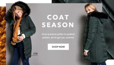 Beat the chill with new outerwear