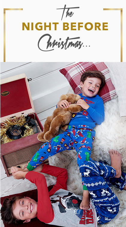 Snuggle up with our selection of cosy christmas nightwear for all the family at George.com