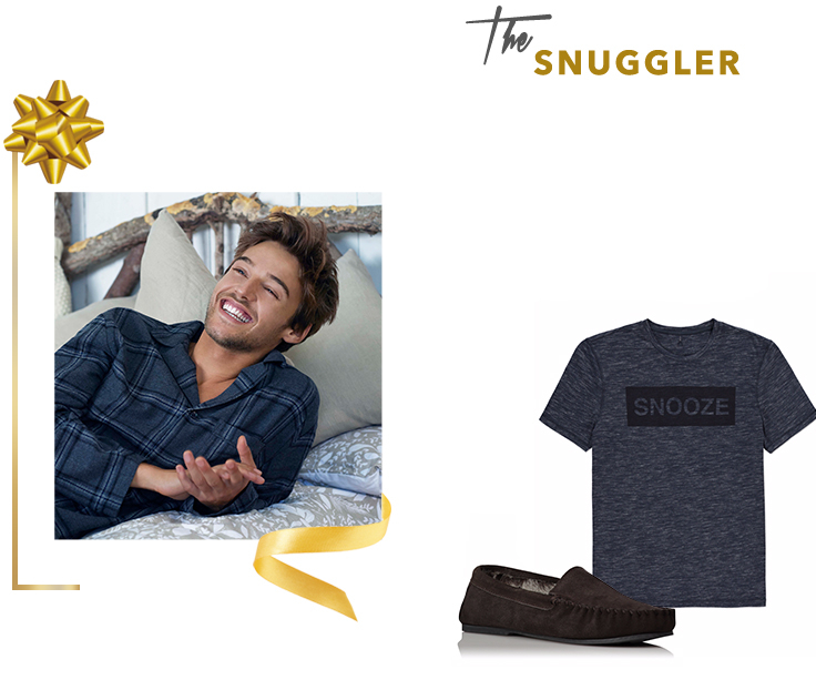 Shop men's pyjamas, nightgowns and slippers at George.com