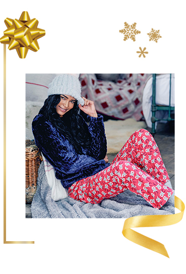 Shop women's pyjamas, nightgowns and slippers at George.com