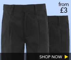 Boys Trousers from £3