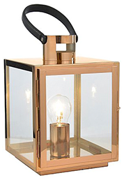 Warm up your home with chic copper lighting at George.com