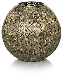 Moroccan lighting is a great way to light- up your home – explore the range at George.com