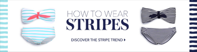 Discover why stripes is this seasons must-have trend at George.com