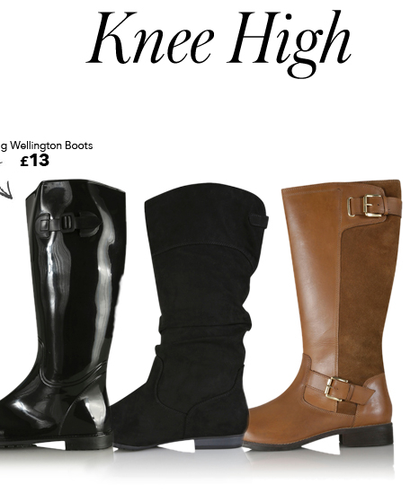 womens knee high boots