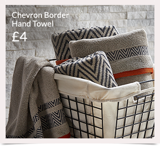 Shop from a range of bathroom accessories from towels to toothbrush holders George.com