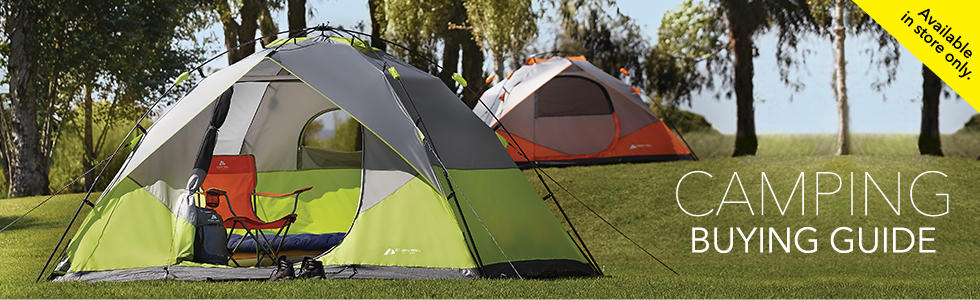 Bring out your adventurous side with our huge collection of camping equipment at George.com