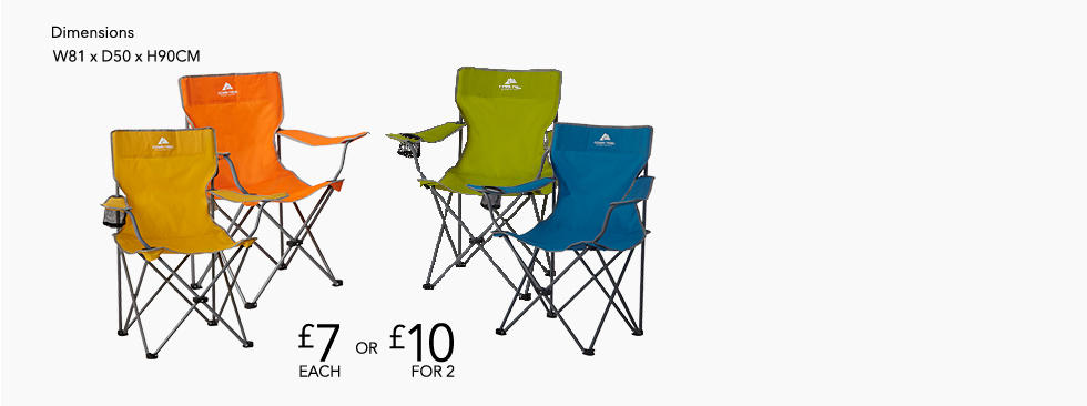Explore our camping collection at George.com