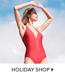 Jetting off? Explore our holiday shop and find an extensive range of swimwear and more.