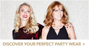 Find your perfect Christmas party outfit, whether it's sequin dresses, jumpsuits or cover-ups at George.com