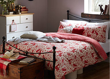 Add a touch of New England charm to your bedding with George Home at George.com