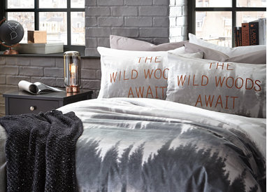 Give your bedding a Nordic refresh with George Home, only at George.com