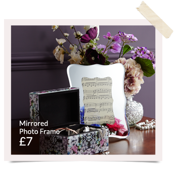 Discover a range of photo frames from the classic to the quirky at George at Asda