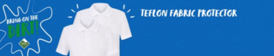 Remove stubborn stains twice as easy with our Teflon coated polo shirts at George.com