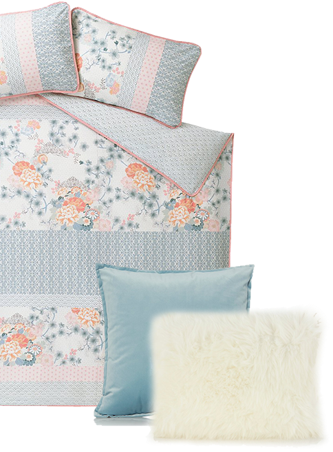 Browse cushions and bedding at George.com