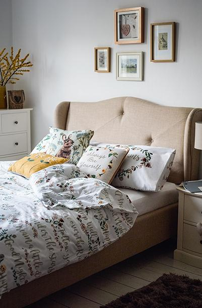 Make the most of your bedroom with Ambleside home accessories at George.com