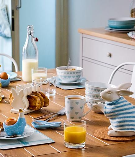 Step into a cosy farmhouse kitchen with Ambleside at George.com