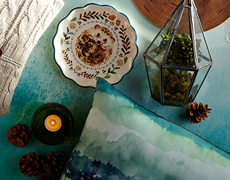 Find out about the hottest autumn/winter 2015 home trends with all the ideas and accessories at George.com