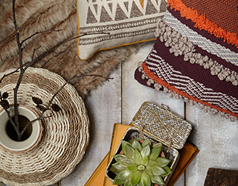 Give your home an autumn/winter 2015 make over with a range of interior design ideas and accessories from cushions to throws at George.com