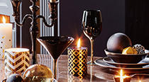 Set your table for Christmas